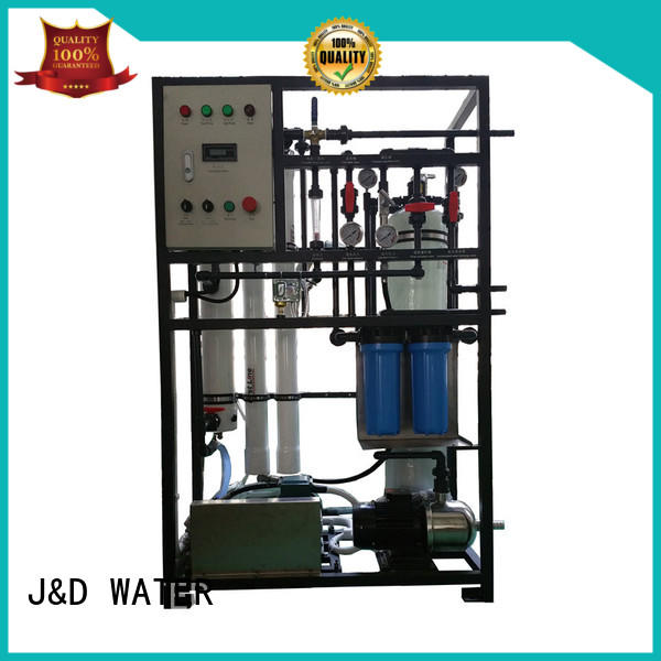 Economic sea water purifier stable service for sea shore cities