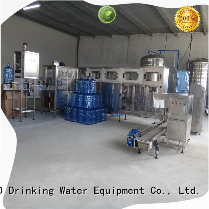 water water bottling machine prices bottle for juice J&D WATER