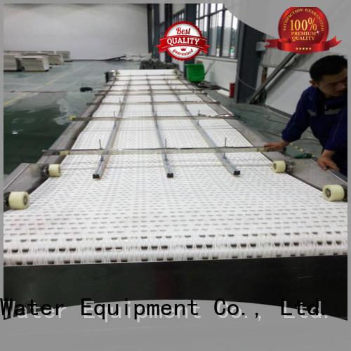 material belt chain conveyor conveyor J&D WATER