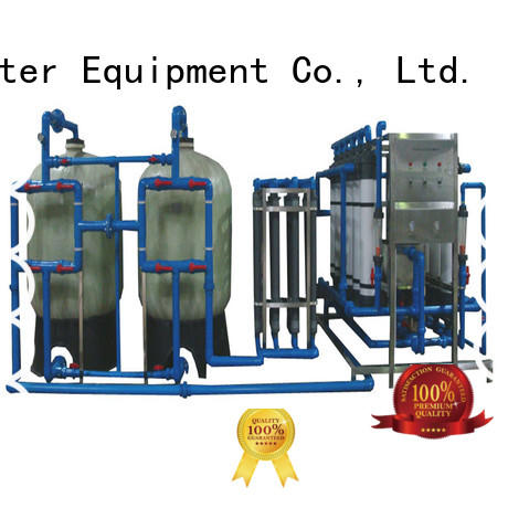 J&D WATER easy operation mineral water purification machine purifier for treatment plants