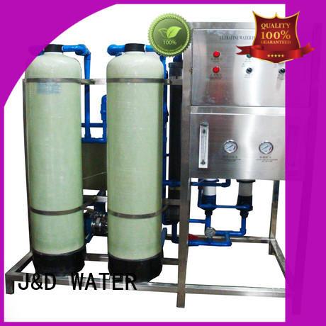 J&D WATER best drinking water machine purifier water