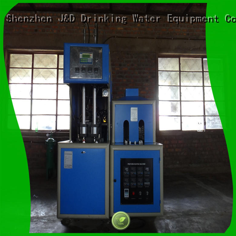 semi-automatic blow molding machine manufacturers safely for mineral water bottles