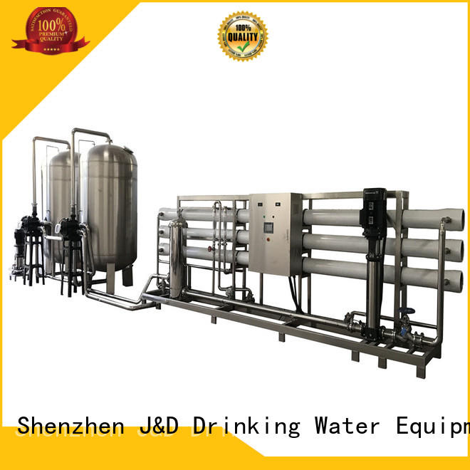 Customized ro machine manual wash for industrial waste treatment