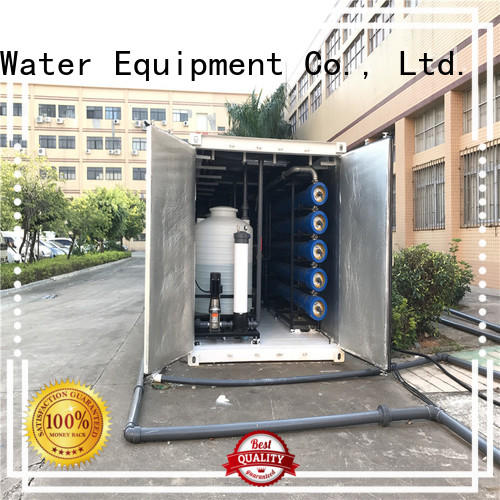 seawater desalination filter desalination J&D WATER company