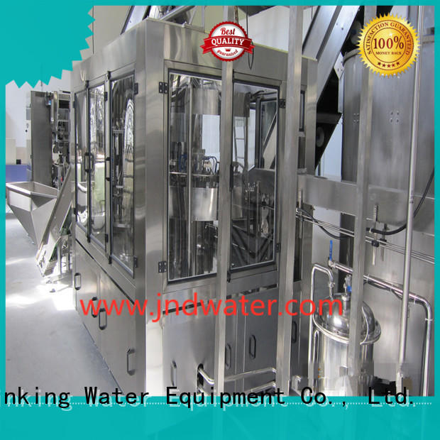 машина для укупорки газированных бутылок для напитков J & D WATER Торговая компания