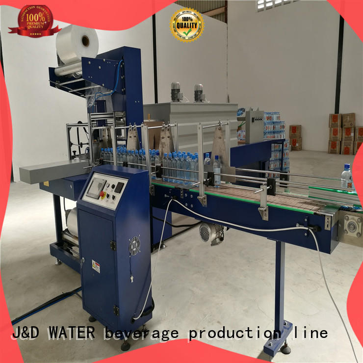 vacuum wrapping machine for bottle, high quality for medicine