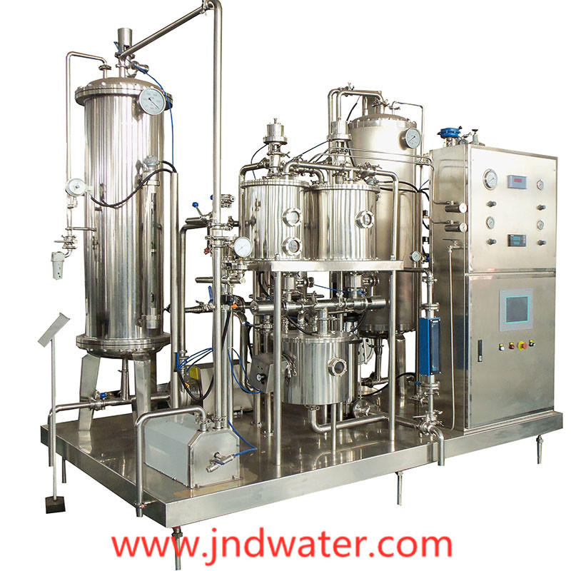 JD WATER-Water Bottling Equipment | Jnd Series Carbonated Washing Filling Capping-2