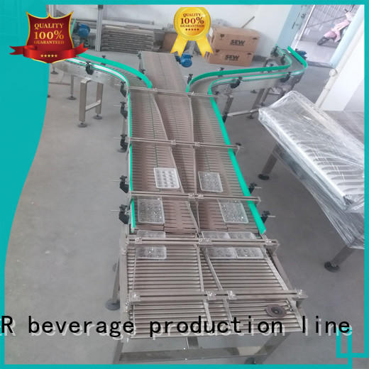 J&D WATER Customized chain conveyor high efficiency for daily chemical