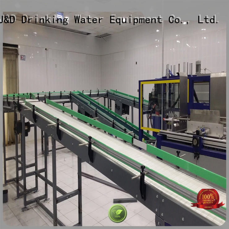 J&D WATER quick conveyor chain manufacturers plastic for beverage,