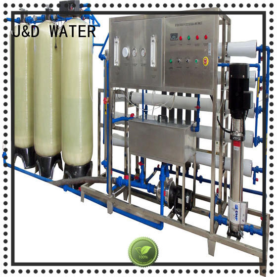 J&D WATER reverse osmosis water purifier With Steel for pure water