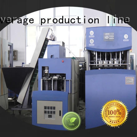 high quality blow molding machinery safely for mineral water bottles