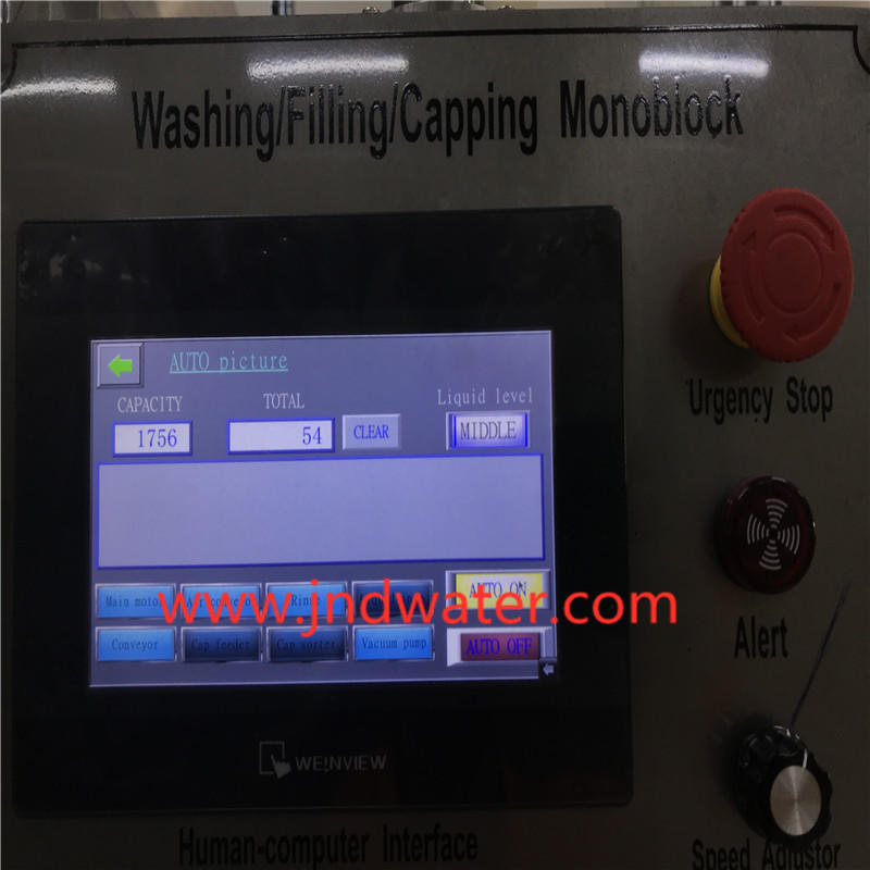 JD WATER-Low Vacuum Washingfillingcapping Machine | Water Bottling Machine Factory-1