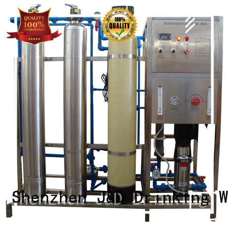J&D WATER Customized osmosis water machine water water treatment