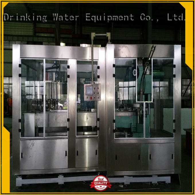 J&D WATER canning machine high accuracy for hot infusion