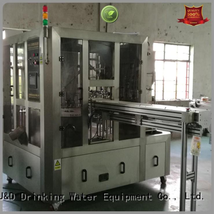 liquid bagging machine machine for oil J&D WATER