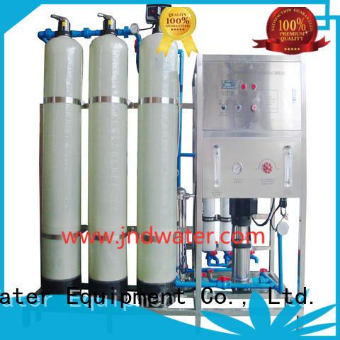 ro обратная обработка воды машина марки J & D WATER