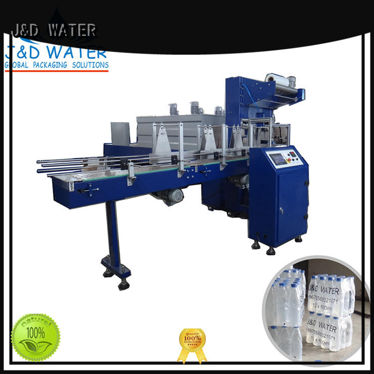 J&D WATER shrink machine precise control for food