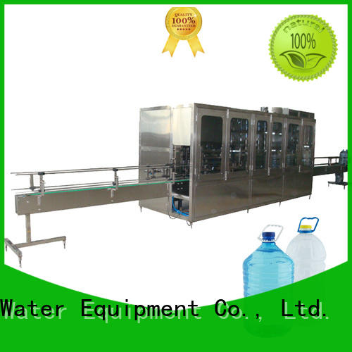 J&D WATER high quality blow moulding machine Blowing for 3 Gallon Bottle