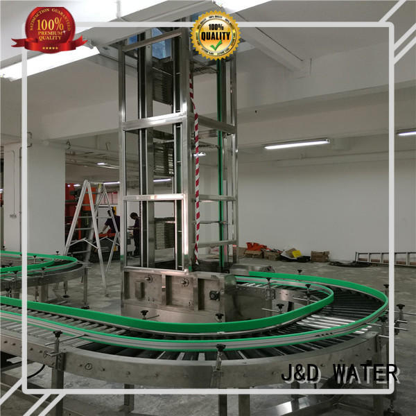 Customized gravity conveyor stainless steel for food