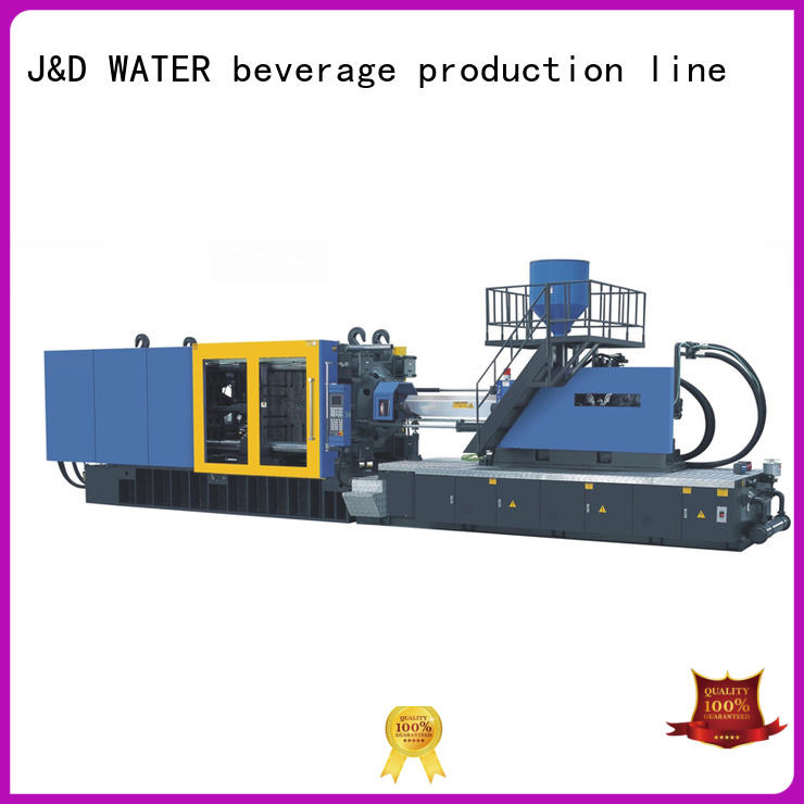 easily operation plastic injection company moulding for PET preform