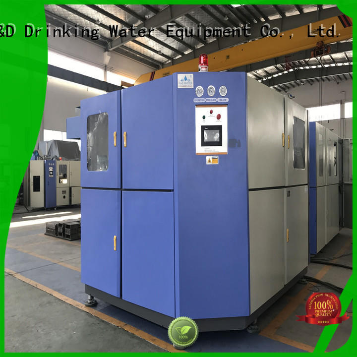 Customized pet blow moulding machine effortlessly for package
