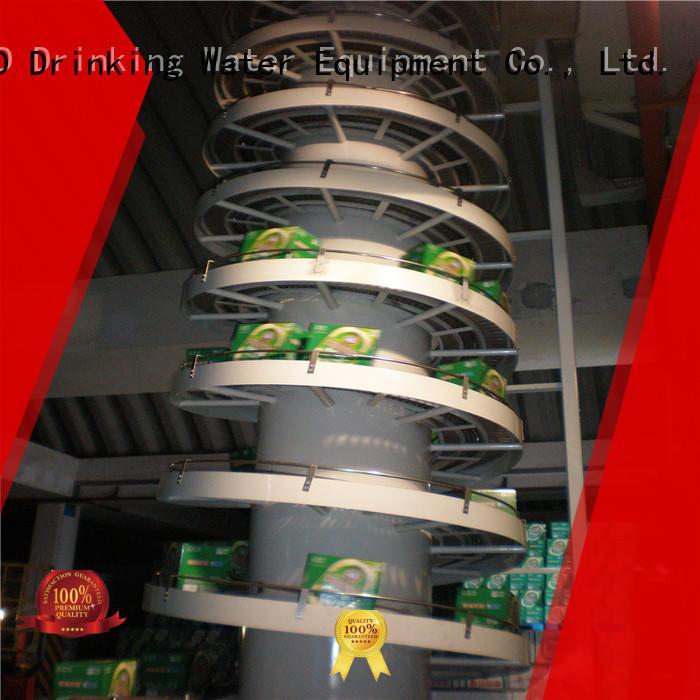chain conveyor belt belt chain conveyor J&D WATER Brand