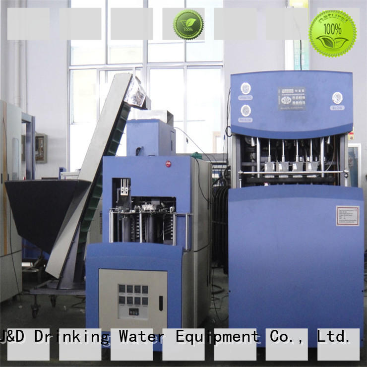 Customized stretch blow moulding machine factory for oil bottles