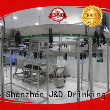 J&D WATER air conveyor stainless steel for water