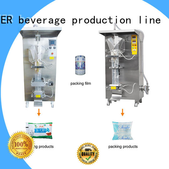 easy operation bagging machine complete function for oil