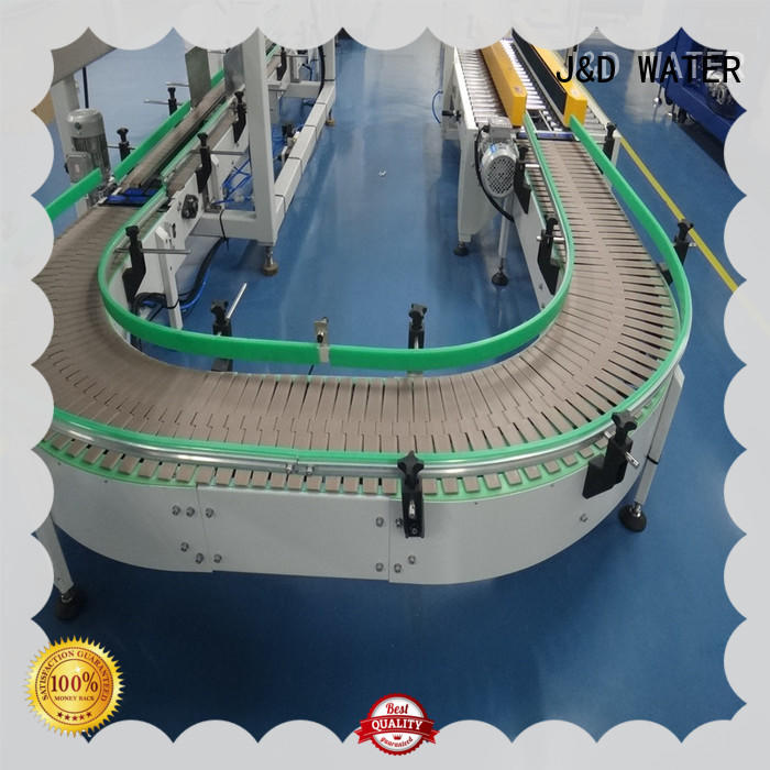 conveniently slat conveyor stainless steel for food