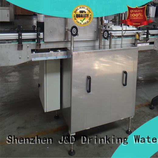 Automatic semi automatic labeling machine standard for plastic bottle