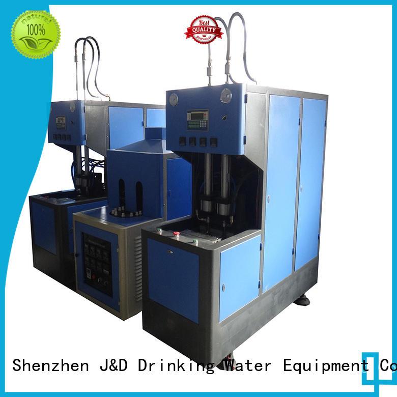 J&D WATER bottle blowing machine manufacturer for blowing machine