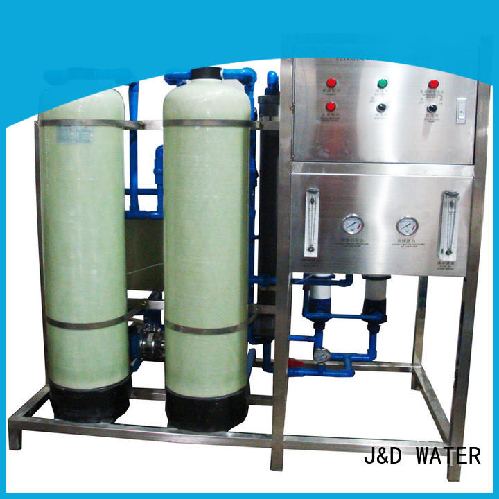 reverse mineral water plant machinery With Stainless Steel for Mineral Water
