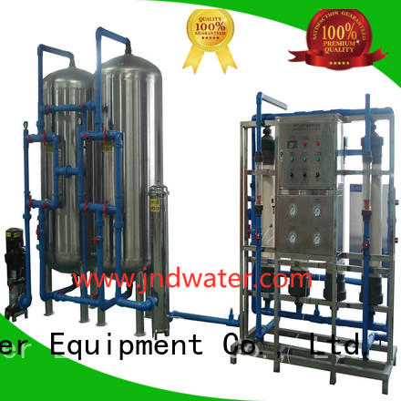 Hot mineral water filter machine price equipment J&D WATER Brand