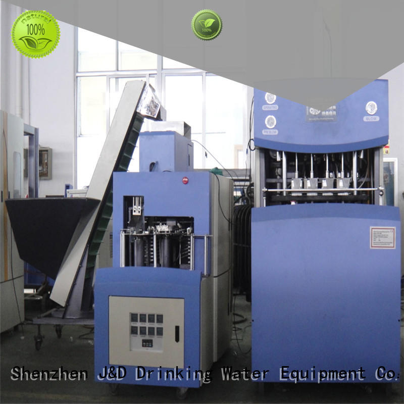 high quality automatic blow moulding machine effortlessly for cosmetics bottles