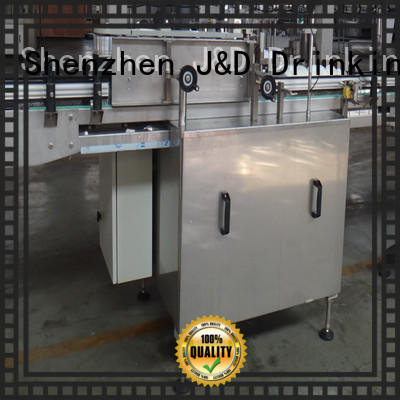 Automatic semi automatic labeling machine standard for glass bottle