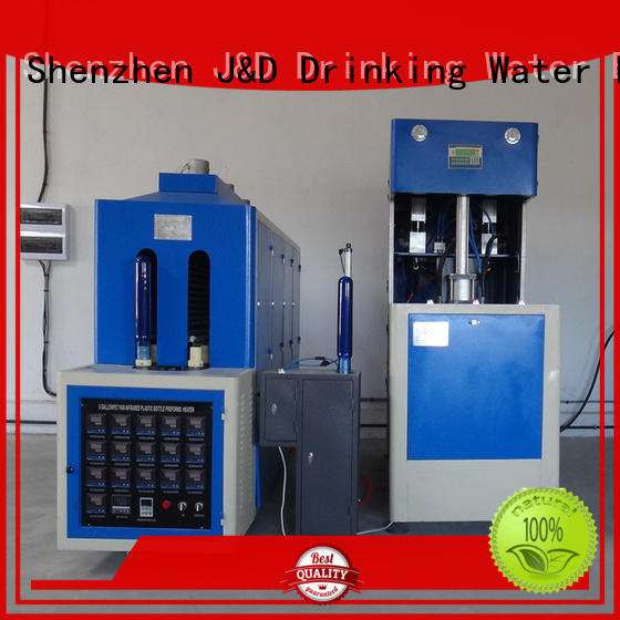 Customized bottle blowing machine CE standard for blowing machine