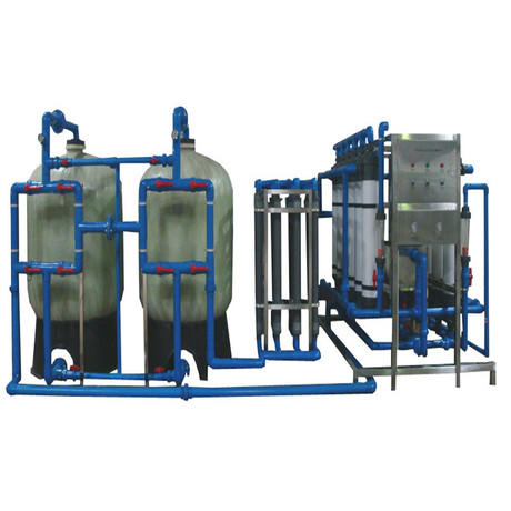 stainless mineral water filter machine price purifier chrome plating industry J&D WATER