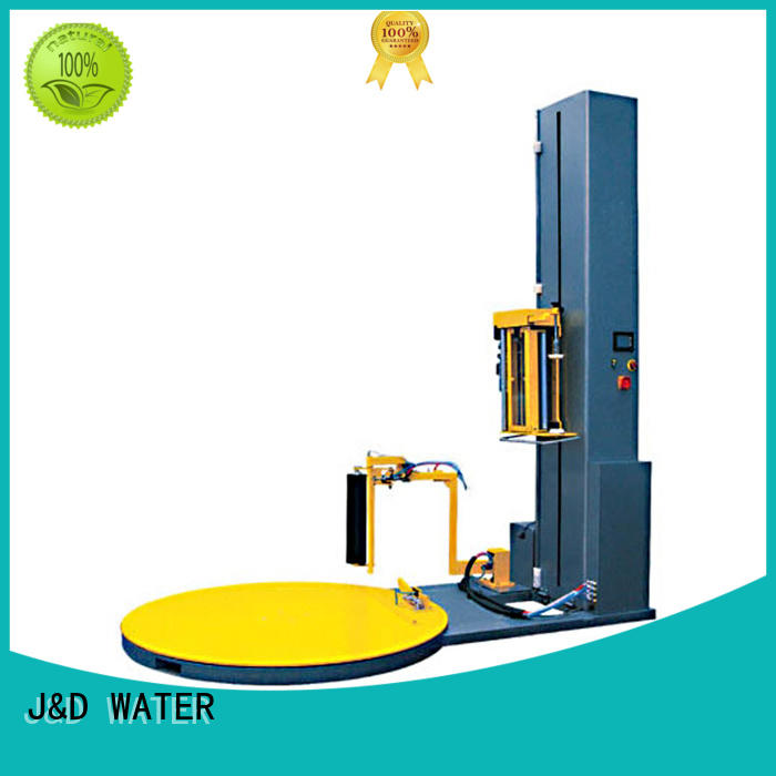 wrapping pallet wrapping machine precise control for medicine