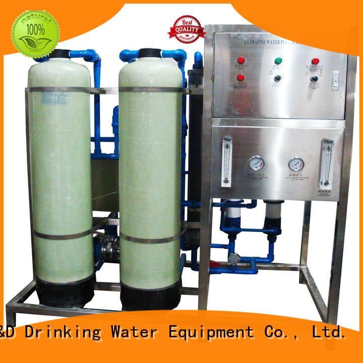 mineral water plant machinery filter for pharmaceutical for industry chemical processing J&D WATER
