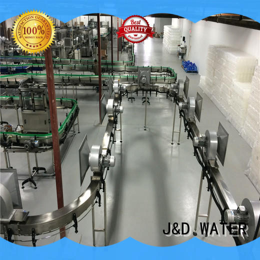 J&D WATER air conveyors stainless steel for daily chemical