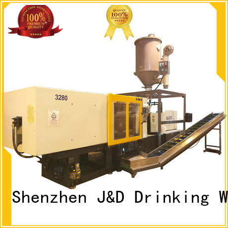 bottle highquality heater plastic plastic injection moulding machine manufacturers J&D WATER Brand