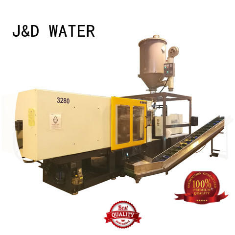 J&D WATER automatic injection molding machine engineering for manufacturing for plastic products