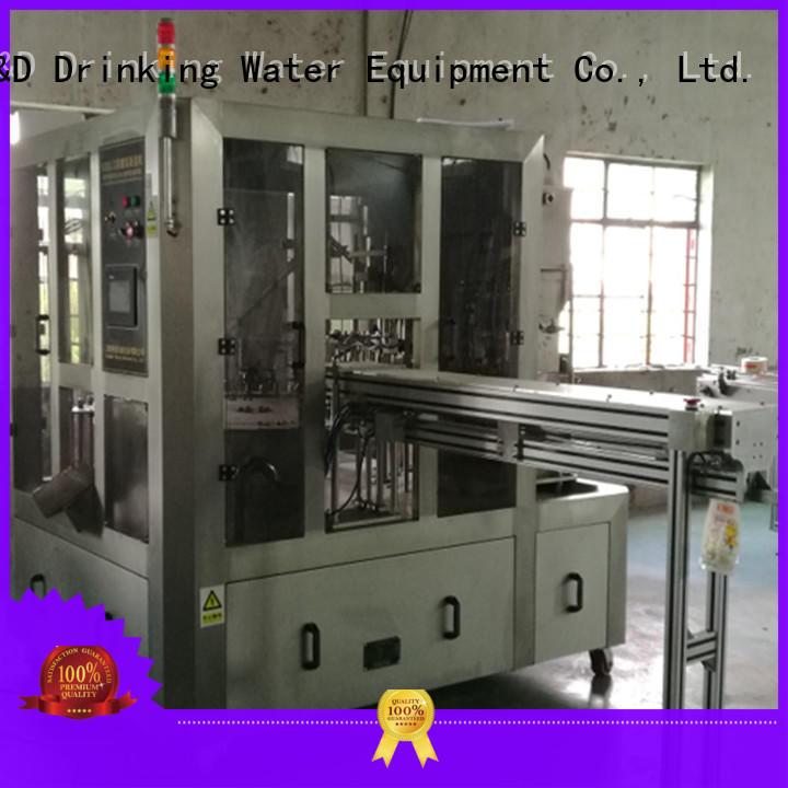 machine bag liquid filling automatic bagging machine J&D WATER Brand