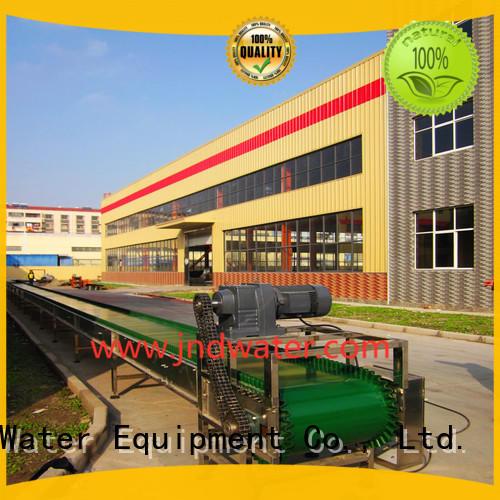 stainless chain chain conveyor conveyor J&D WATER Brand