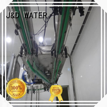 J&D WATER bottle air conveyor manufacturer for daily chemical