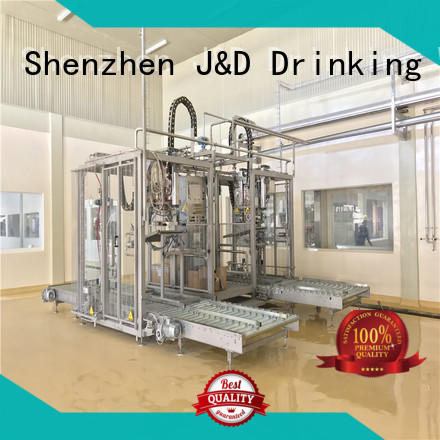 automatic bagging machine machine J&D WATER Brand bagging machine