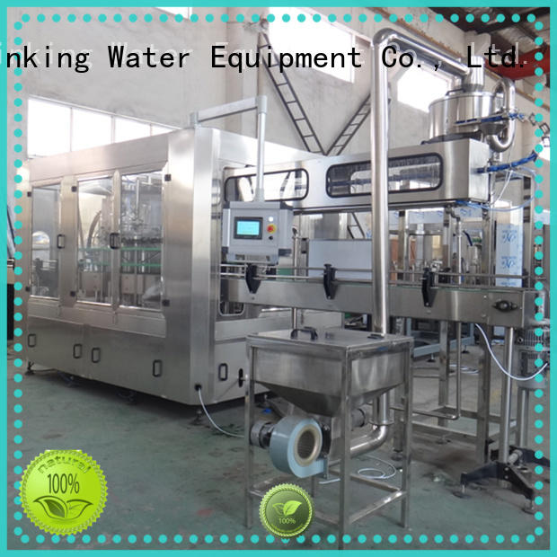 filling bottle filling machine stainless steel for mineral water J&D WATER