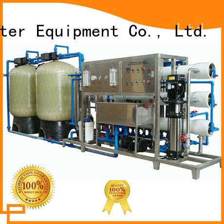 standrad osmosis machine with Glass Tank for pure water