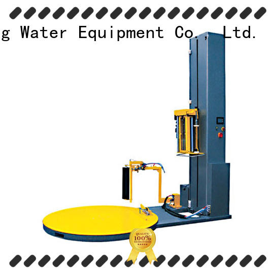 J&D WATER wrapping machine high quality for chemistry